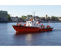 Pilot boat renewed 2017 year