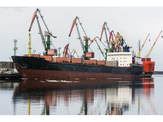 Arctic bulker - container ship DWT 23 000 t  Kandalaksha