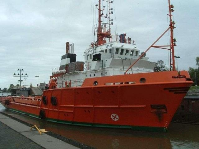 AHTS-supplier 7000 h p  1980 year Maritime Now - Maritime Vessels