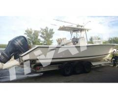 PURSUIT 34.50 CENTER CONSOLE