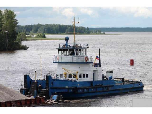 River pusher tug pr.911V