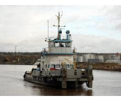 River pusher tug pr. 911V