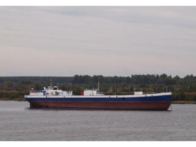 Non-self-propelled oil barge DWT 1420