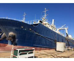 New trawler class RMRS readiness 100%