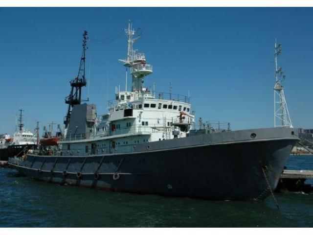 Fire-fighting vessel 1983 Poland